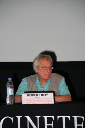Fotografía de Robert Roy