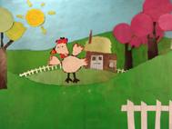 Imagen de Paola la gallina ponedora