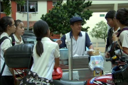 Imagen de El vendedor de helados