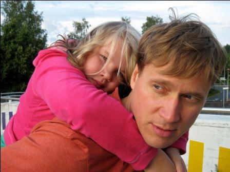 Imagen de Fin de semana con papá