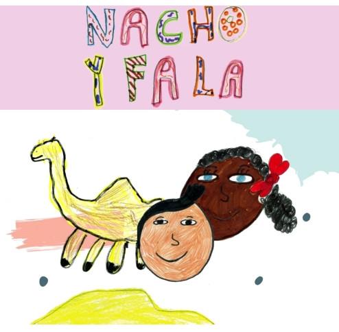 Imagen de Nacho y Fala
