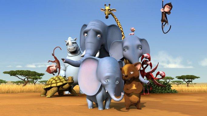 Imagen de El elefante más pequeño del mundo