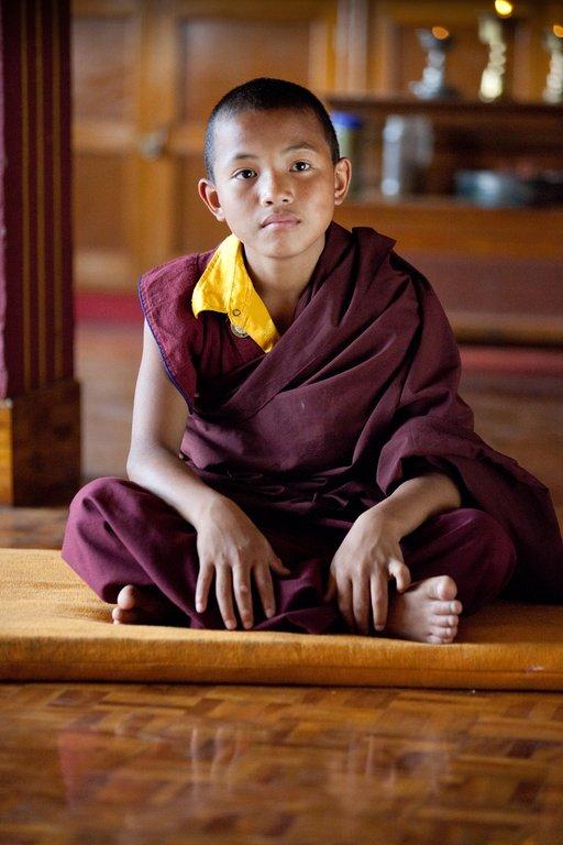 Imagen de Loden – El pequeño monje