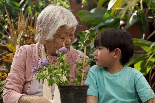 Imagen de La abuela