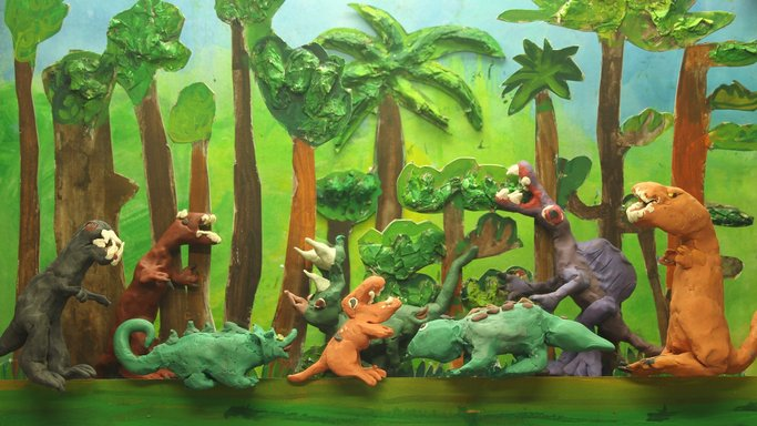 Imagen de Dinoaventuras