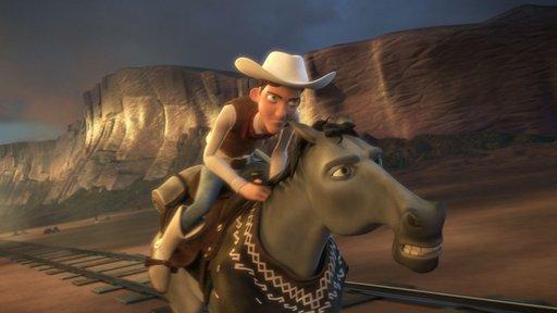 Imagen de El bueno, el malo y el caballo