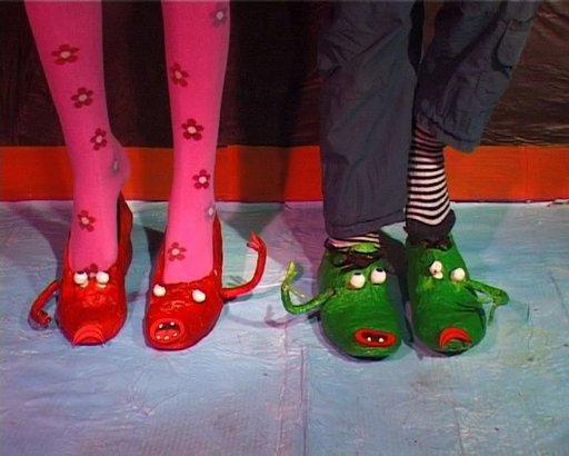 Imagen de Historias de zapatos