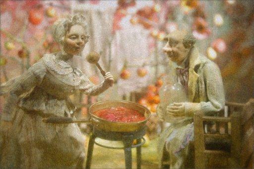 Imagen de El hombre y la mujer