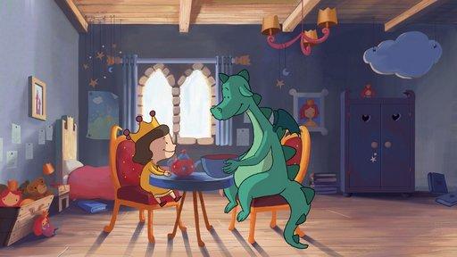 Imagen de Caza del dragón