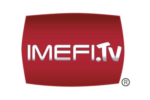 Logo de IMEFI.TV