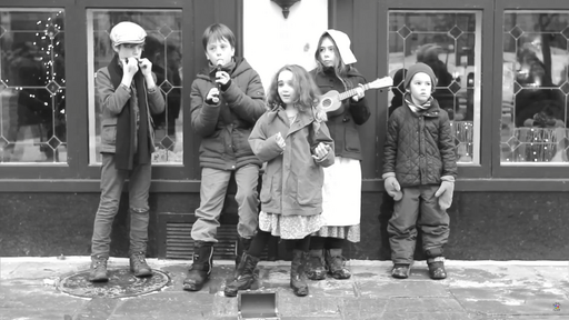 Imagen de Huérfanos en fuga musical