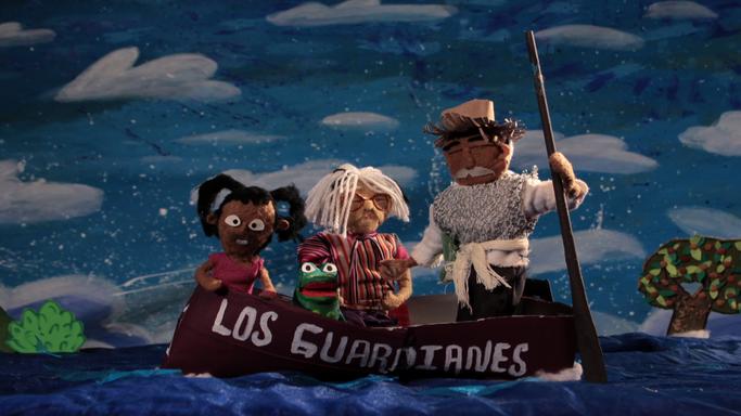 Imagen de Las Aventuras de Itzel y Sonia en busca de los guardianes del agua