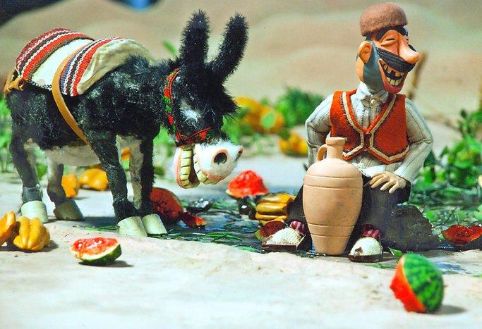 Imagen de El granjero y el robot