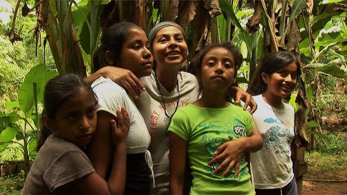 Imagen de Candelaria Loxicha saluda a todos los niños y niñas