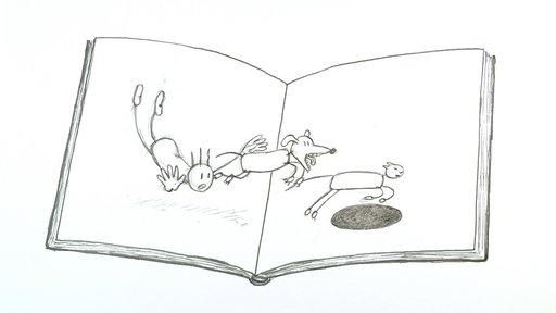 Imagen de Como perros y gatos