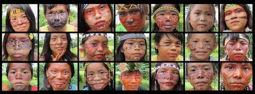 Imagen de Huni Kuĩ, pueblo verdadero
