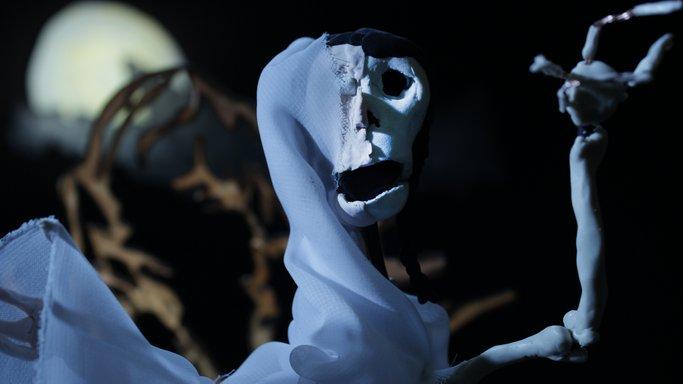Imagen de La calaca fantasma