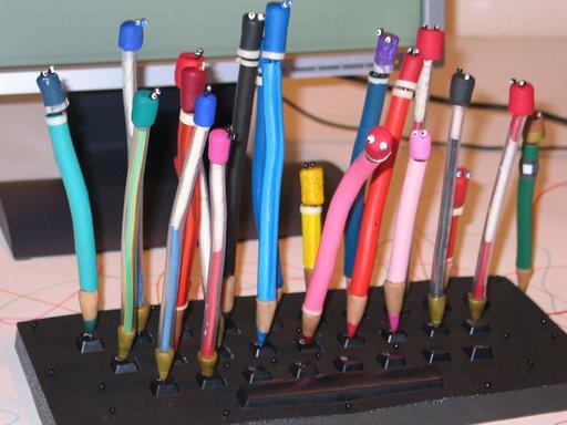Imagen de Sociedad de lápices