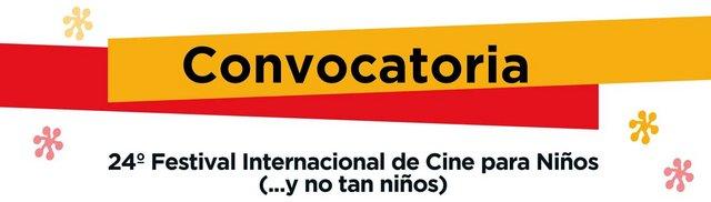 Resultado de imagen para 24 Festival Internacional de Cine para Niños
