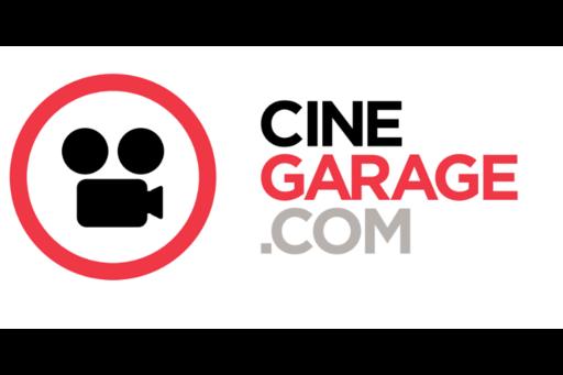 Logo de Cine Garage