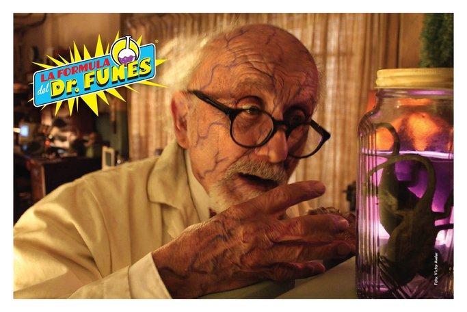 Imagen de La fórmula del Dr. Funes