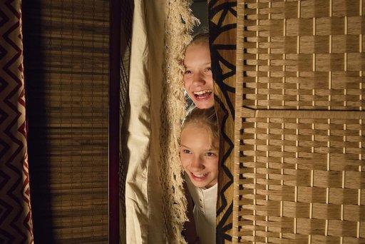 Imagen de Lotte y Louise - Gemelas a Bordo