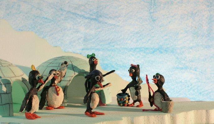 Imagend de Los últimos pingüinos