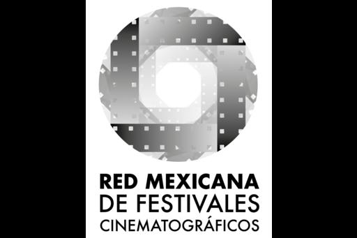 Logo de Red mexicana de festivales cinematográficos