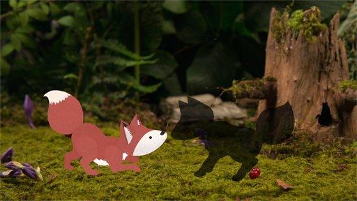 Imagen de La sombra del zorro