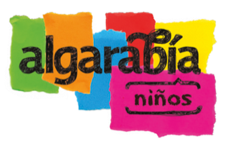 Logo de Revista Algarabía Niños
