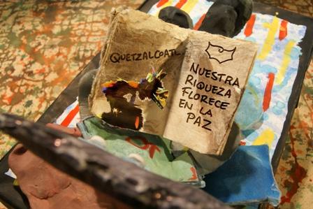 Imagen de Los colores de Quetzalcóatl